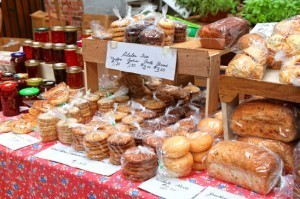 local baked goods for sale