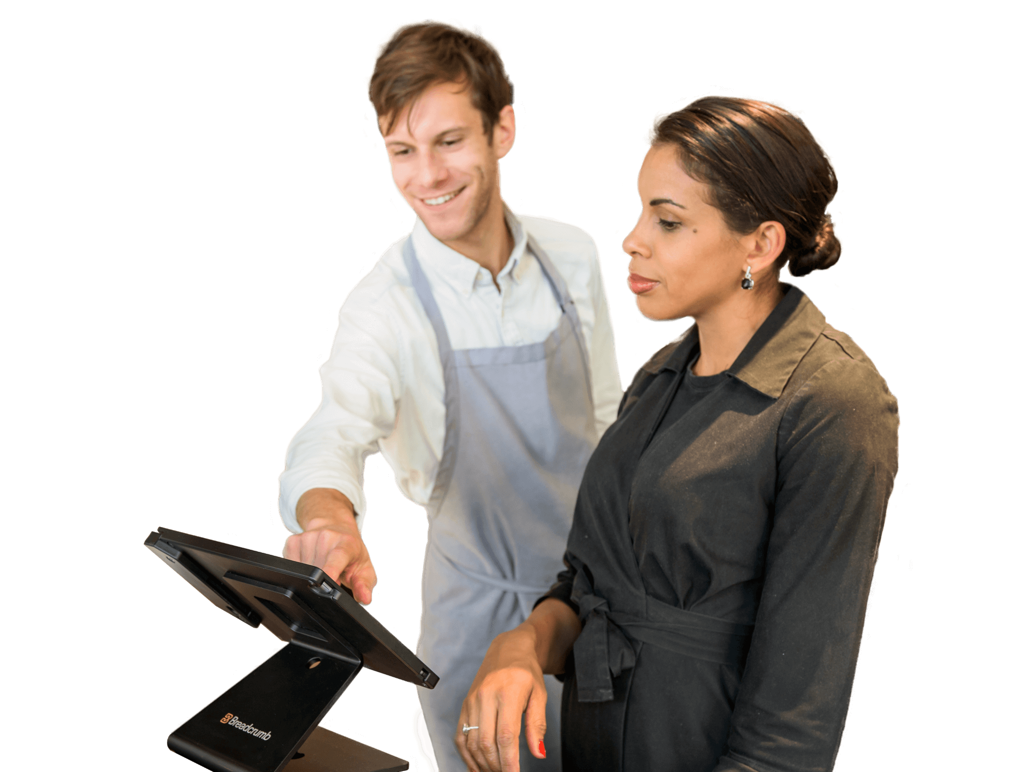 Breadcrumb POS training for new employees