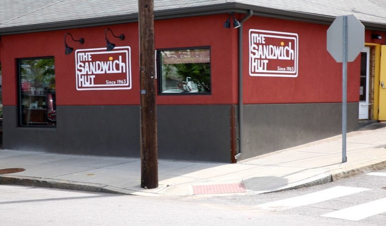 Sandwich Hut sandwich shop