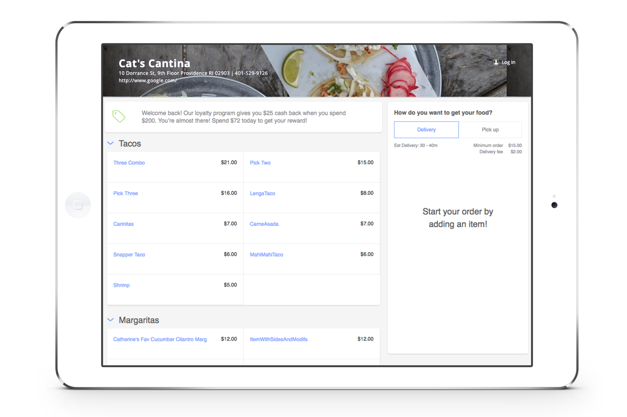 Online Ordering and Guest Loyalty: A perfect pairing