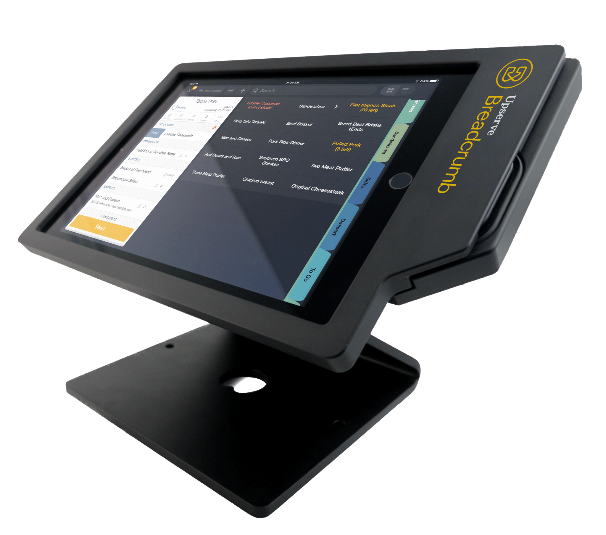 restaurant pos and management software