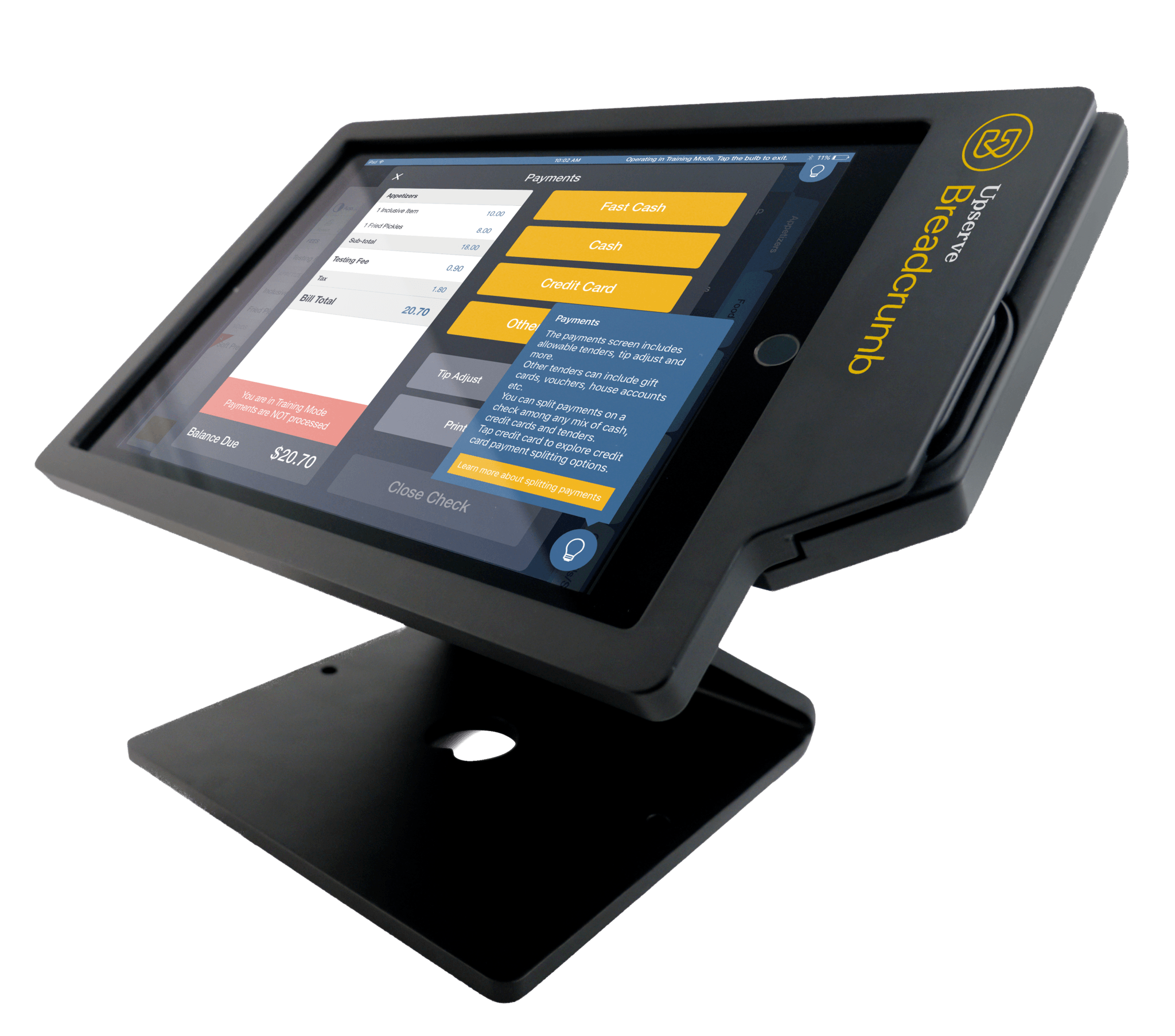 Restaurant POS System - iPad Point of Sale Software | Breadcrumb POS