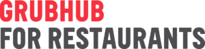 Grubhub for Restaurants Logo
