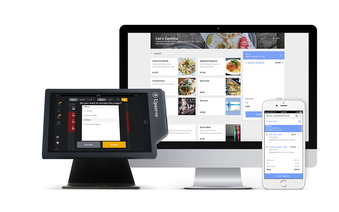 Online Ordering restaurant POS Integration
