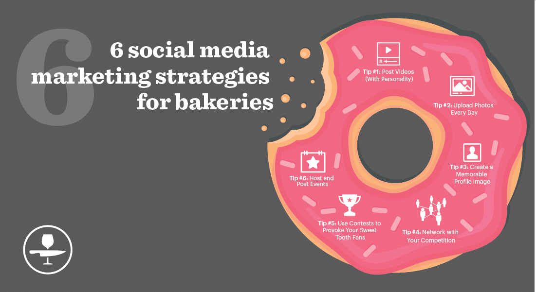 Marketing tips for bakeries to increase sales
