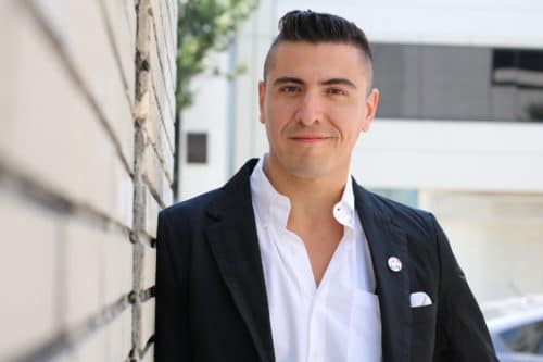 Eddie Navarrette, hospitality permit expert and chief consultant of FE Design and Consulting