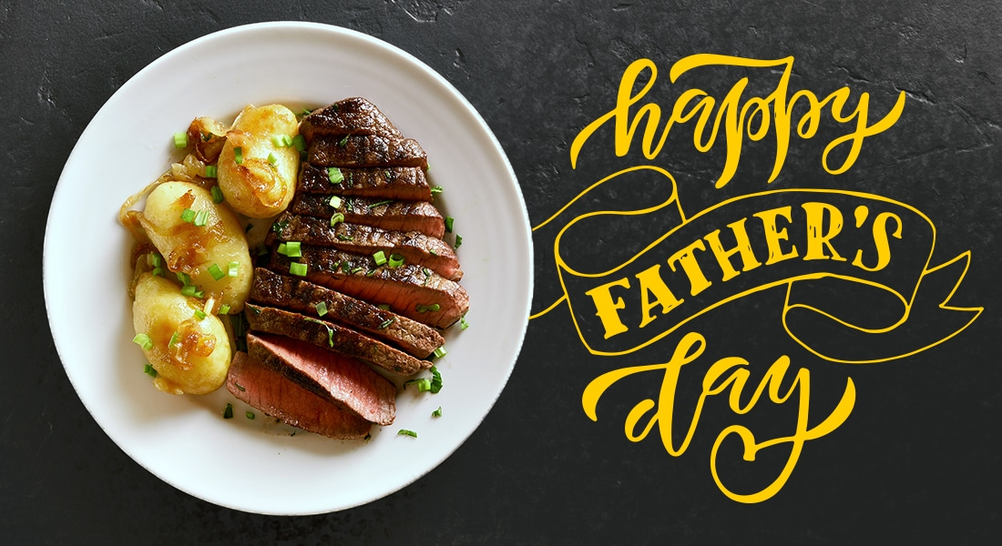 What's On The Menu For Father's Day? Trends and Tips for 2019