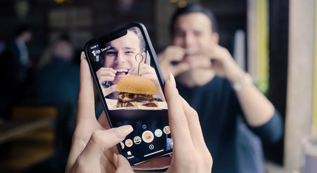 Bareburger uses Kabaq to integrate with Snapchat
