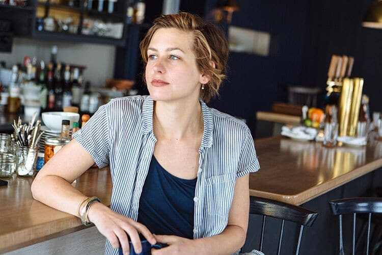 Bywater owner Katie O'Donnell. Photo Credit: Rupert Whiteley