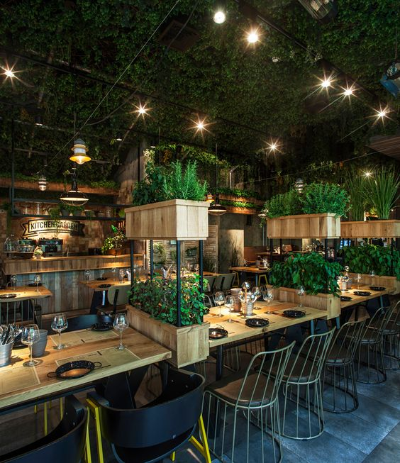 10 Restaurant Decor Ideas For 2018