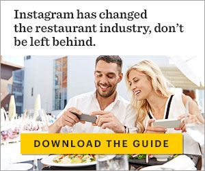 Instagram has changed the restaurant industry, don't be left behind.