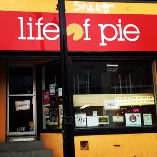 Life of Pie Restaurant