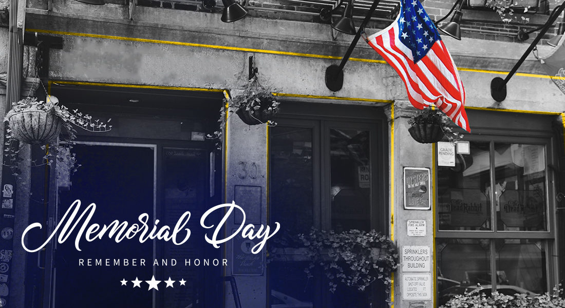 Memorial Day Restaurant Promotions