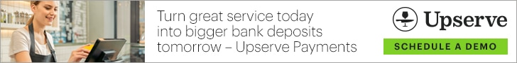 RIAD20061 - Turn great service today into bigger bank deposits tomorrow - Upserve Payments
