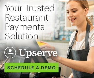 Upserve Payments - Your trusted restaurant payments solution
