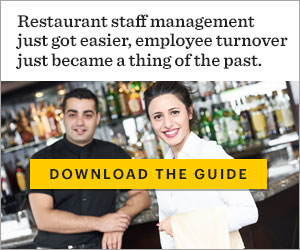 Restaurant staff management just got easier, employee turnover just became a thing of the past.