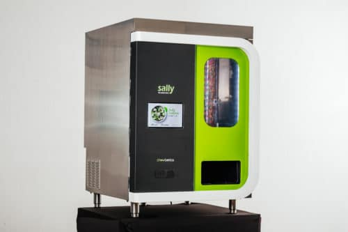Sally the Salad Robot