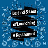Legends and Lies of launching a Restaurant podcast