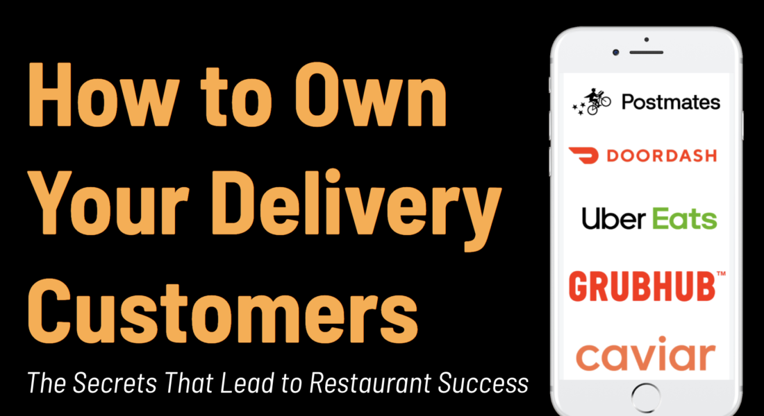 How To Win Back Your Restaurant Customers from Third-Party Online Ordering Platforms