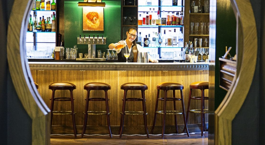 The Impact of Restaurant Seating on Business