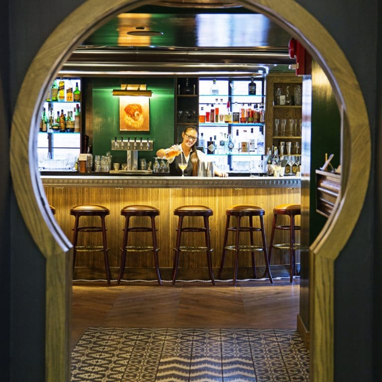 THE RIGGSBY Restaurant Bar