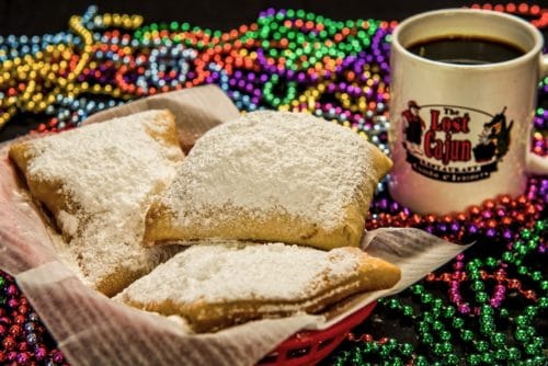 The Lost Cajun Beignets