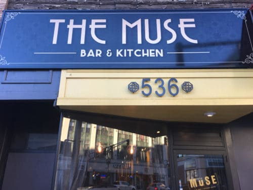 The Muse Bar & Kitchen