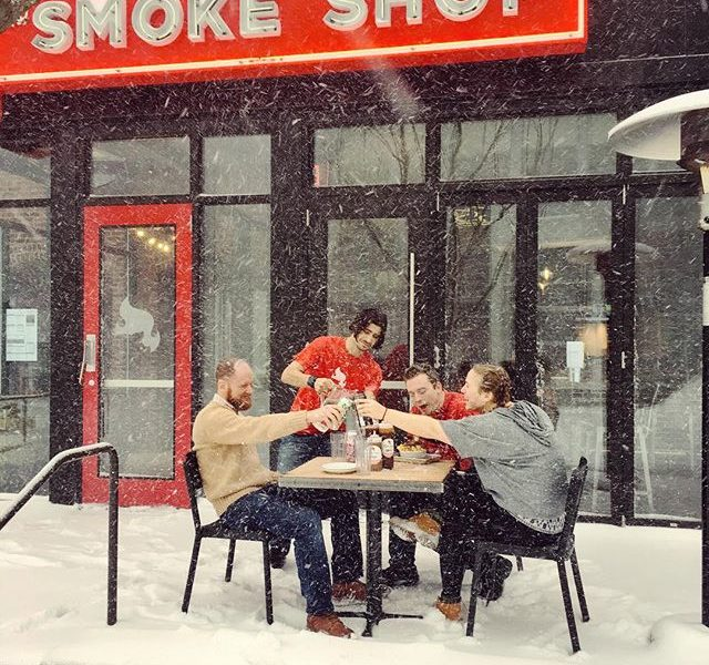 The Smoke Shop BBQ
