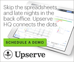 Skip the spreadsheets and late nights in the back office. Upserve HQ connects the dots.