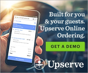 Built for you & your guests. Upserve Online Ordering