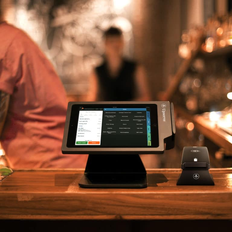 Cloud-based restaurant POS