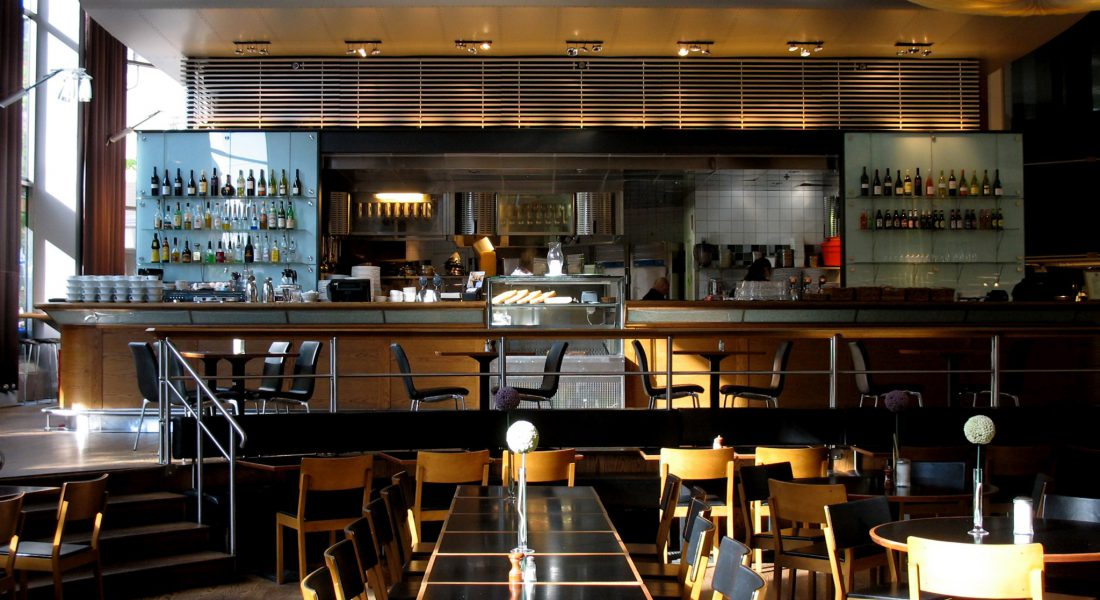 Quotes to make restaurant interior design easier