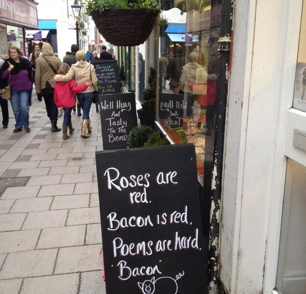Funny Outdoor Restaurant Signs 3