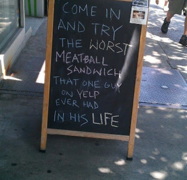 Funny Outdoor Restaurant Signs 5