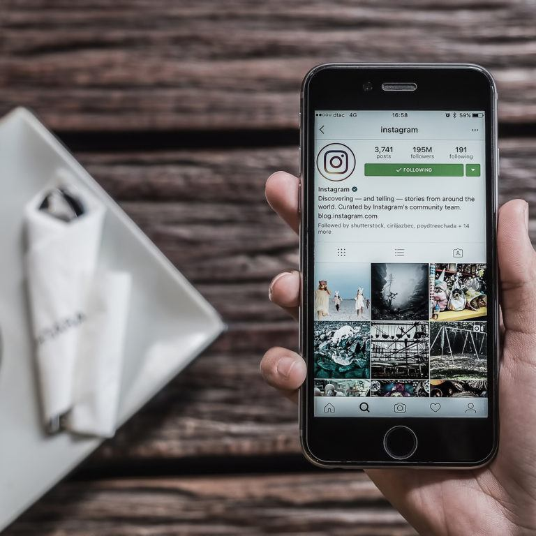 instagram and the restaurant industry