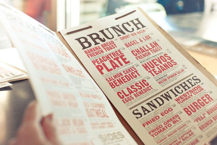 restaurant menu design ideas for your best cover - Restaurant Menu Design Ideas