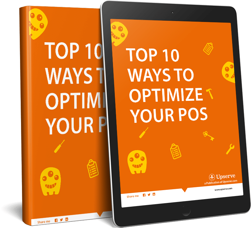 An ebook with 10 Tips to Optimize your POS System