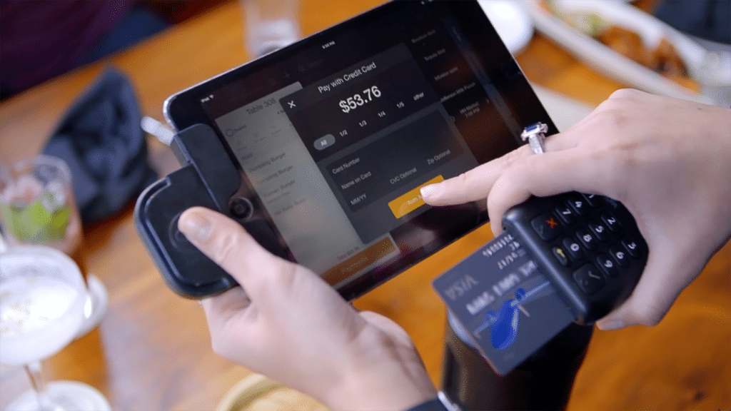 EMV NFC And The Future Of Restaurant Payments Restaurant Insider - Pay at the table restaurant