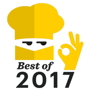 Best of 2017 logo
