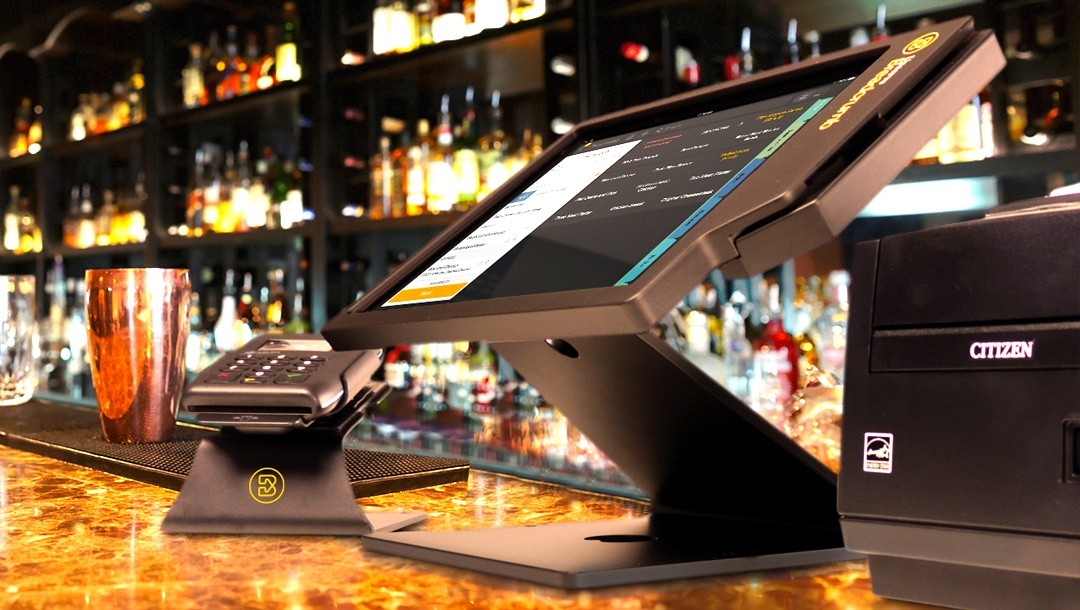 Breadcrumb POS by Upserve restaurant POS terminal
